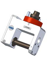 cod. H630233900 (HSK F63) Attacco Compatibile Busellato