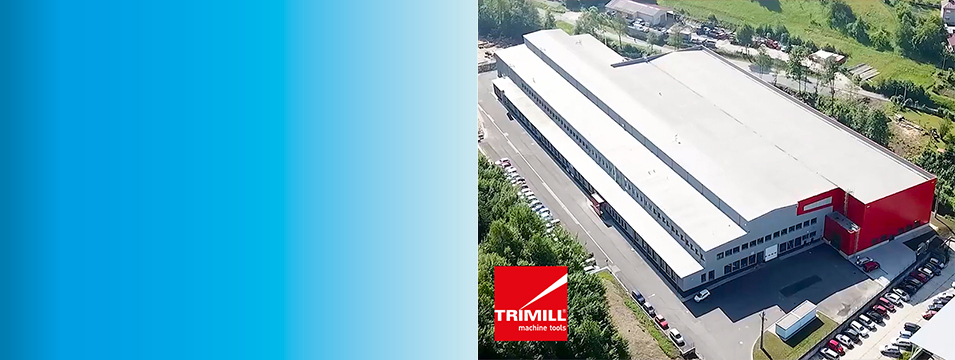 TRIMILL & HSD Soluzioni 5 Assi <br>per l'Industria Automobilistica, Aerospaziale e<br> degli Stampi