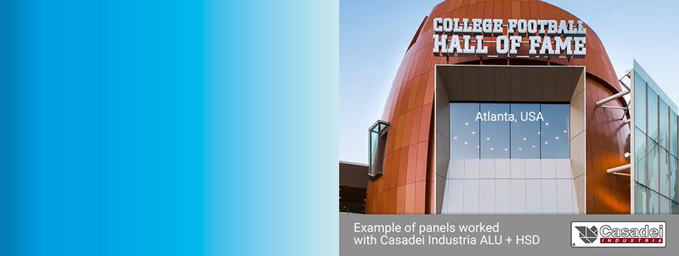 Casadei Industria ALU & HSD: soluzioni per design innovativo e materiali compositi