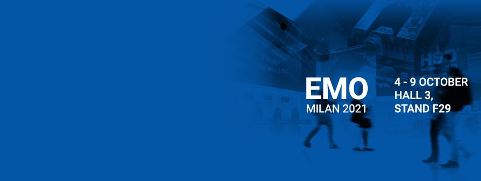 HSD ad EMO Milano 2021