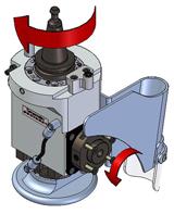 cod. HASP0228 (ISO 30) Attacco Busellato